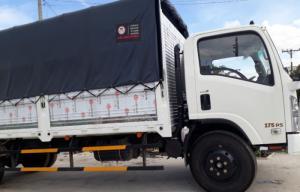 Bảng giá xe tải Isuzu 8.2 tấn thùng bạt