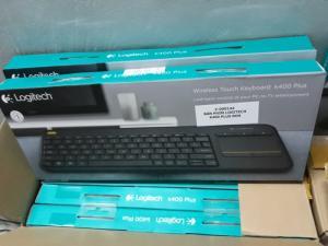 Bàn phím không dây Logitech K400 Plus hàng chính hãng