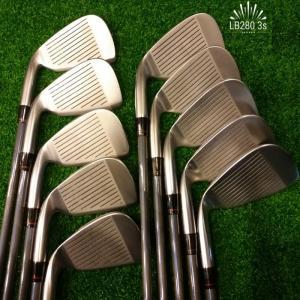 Bộ gậy golf Iron Honma LB280 3 sao đẹp không tưởng (Cũ)