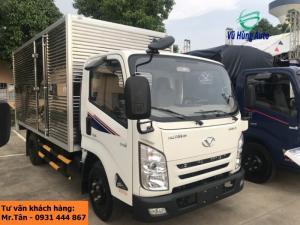 Xe tải iz65 tải trọng 3,5 tấn Và 2,2 tấn, thùng Dài 4m3, trả trước 60tr lấy xe ngay, tặng ngay phù hiệu, định vị.