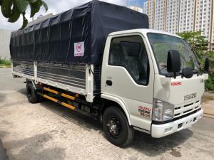Xe tải ISUZU 1T9 Thùng 6m2 mới 100% 2018 NK490SL Trả Góp Lãi Thấp Nhất