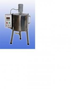 Nồi nấu khuấy kem trộn 15 lít/ nồi nấu kem có gia nhiệt 15 lít
