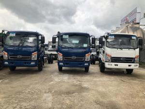 Xe VEAM VT260-1 1,9tan Thùng 6m1 2018 Giá Rẻ Trả Góp