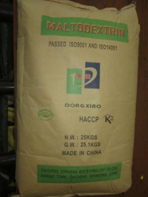 Maltodextrin DE 10-12 giá tốt (TP HCM)