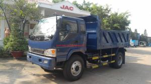 Báo Giá xe tải Jac Ben 7 tấn 8 tặng hộp đen giao xe nhanh