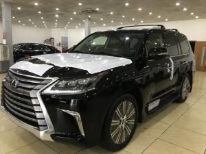 Bán Lexus LX570 sản xuất 2018,phiên bản cao nhất của dòng xe xuất mỹ,mới 100%,xe giao ngay.