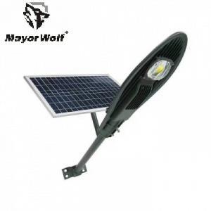 Đèn năng lượng mặt trời bản rời thể 30W - Mayorwolf HK