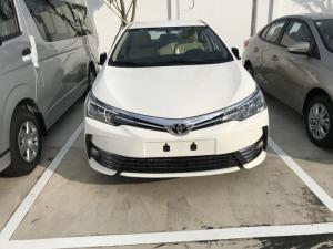 Báo Giá Khuyến Mãi Toyota Altis 2019 1.8 Màu...