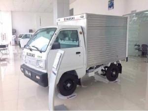 Suzuki thùng kín tặng thuế trước bạ