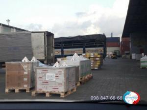 Dịch vụ vận chuyển hàng hóa Door to Door: vận chuyển hàng từ Quảng Châu, Trung Quốc về TPHCM