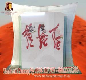 Địa chỉ sản xuất tranh cát theo yêu cầu tại Hồ Chí Minh