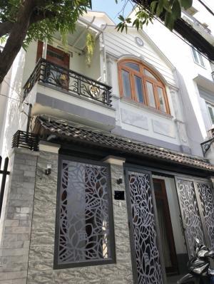Bán biêt thự mới đẹp đường Nguyễn Hữu Tiến,dt:6x19m vuông vức