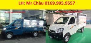 Xe tải nhỏ Hiệu Towner 990 thiết kế sang trọng thẩm mỹ. Tây Ninh, hổ trợ trả góp và giao xe ngay