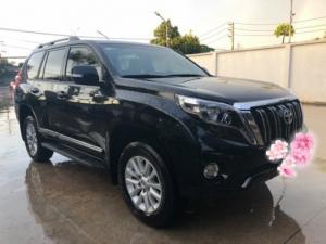 Xe Toyota Prado TXL 2.7L 2016