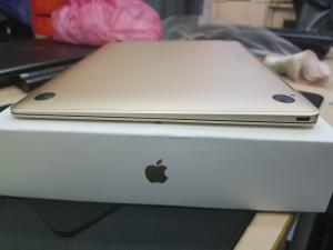 The New Macbook 12 Retina - Gold - 512GB - 2017 - Fullbox - Chưa Active