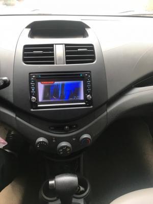 Bán Chevrolet Spark Van 1.0AT nhập Hàn Quốc 2012 số tự động biển Sài Gòn xe bán tải 2 chỗ