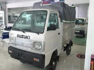 Suzuki Truck mui bạt tặng thuế, trả góp
