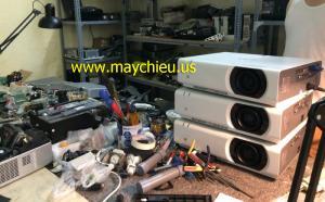 Dịch vụ sửa máy chiếu tại quận Hoàng Mai