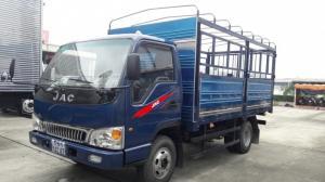 bán xe tải jac 2t4 thùng bạt 3m72, Tặng hộp...