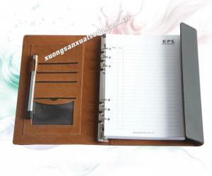 Sổ da, sổ còng, ví name card, ví đựng passport, folder, bóp nam - nữ, menu nhà hàng- khách sạn,.....