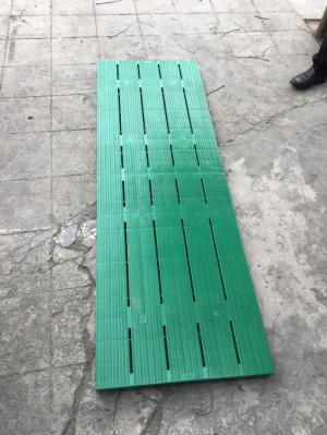 Pallet nhựa lót sàn mới 1800x600x50mm