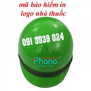 Địa Chỉ sản xuất  Mũ Bảo Hiểm In Logo Công Ty Theo Yêu Cầu TP HCM