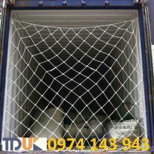 Lưới chống rơi hàng container