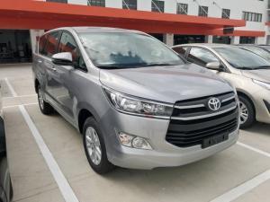 Khuyến Mãi Khủng Khi Mua xe Toyota Innova E 2019 Số Sàn Vay Trả Góp Chỉ 180Tr. Toyota An Thành