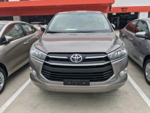 Khuyến Mãi Mua Toyota Innova E 2018 Số Sàn Màu Đồng Ánh Kim 180Tr. Trả Góp 10Tr/Tháng. Vay Đến 8 Năm.Xe Giao Ngay