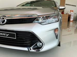 Khuyến Mãi Toyota Camry 2.5Q 2018 Màu Đen,...