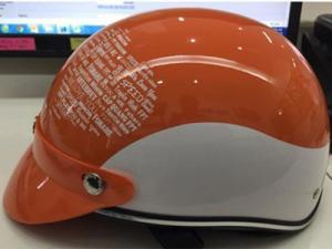Sản xuất mũ bảo hiểm FPT giá rẻ