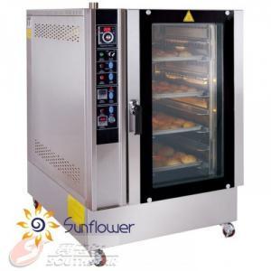 Lò bánh mì đối lưu 10 khay gas NFC-10Q