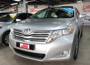 Bán xe Venza 2.7 sản xuất 2009 màu bạc nhập Mỹ