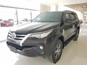 Toyota Fortuner  Máy Dầu, Số Sàn, Nhập Khẩu, Đủ Màu,Hỗ Trợ Trả Góp Tới 85% Giá Trị Xe