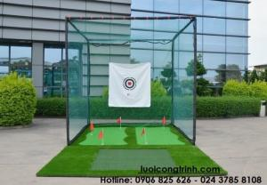 Bộ khung lưới đánh golf mini