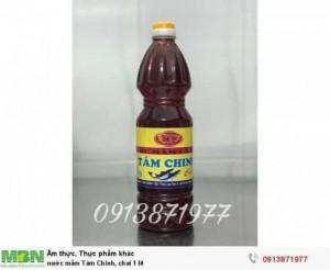 Nước mắm Tám Chinh, chai 1 lít