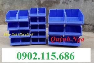 Khay linh kiện, hộp đựng dụng cụ, kệ đựng dụng cụ, khay nhựa xếp tầng giá rẻ