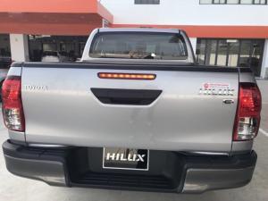 Khuyến Mãi Mua xe Toyota Bán Tải Hilux 2.4E 2018 Số Tự Động 1 Cầu Màu Bạc Nhập Thái Lan. Mua Trả Góp Chỉ 170Tr