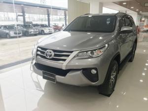 Toyota Fortuner 2019 Máy Xăng 1 Cầu Số Tự Động Mẫu Mới Nhập Khẩu