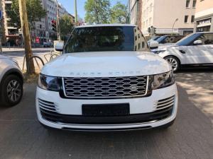 Bán LandRover Range Rover Autobio LWB Model 2019 ,5 chỗ, màu trắng,nội thất nâu, nhập Mỹ, giá tốt.
