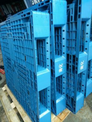 Pallet nhựa KT 1100x1100x150mm