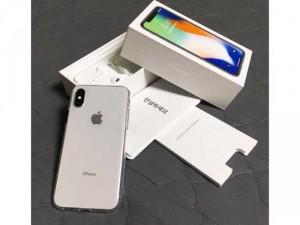 Cần bán iphone X-64-Silver máy hàng chính hãng