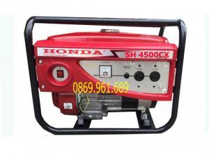 Máy phát điện honda SH 4500C BXD 3kw_giật tay