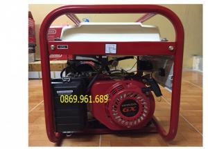Máy phát điện honda SH 4500C le gió tự động  AVR