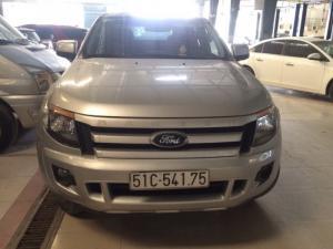 Ranger XLS số sàn, màu bạc, xe công ty, xe...