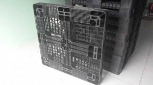 Bán pallet nhựa cũ 1100x1100x120mm giá rẻ tại tphcm