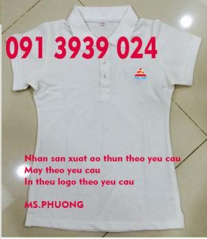 Áo thun quảng cáo, xưởng chuyên may áo thun, áo thun đồng phục công ty giá rẽ