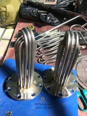 Điện trở đun nước MB 150 x 10 / 18KW-24KW-50KW-60KW