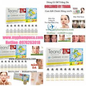 Serum Collagen Tươi Teana C1 - Mờ Đốm Nâu +...