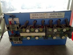 Hộp điều khiển nhiệt độ 15A cơ